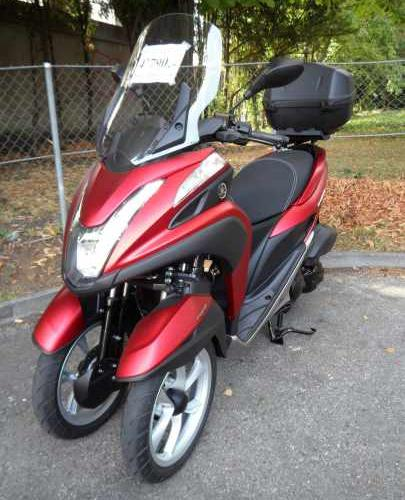 Scooters	Yamaha	tricity 125 abs